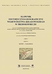 Słownik historyczno-geograficzny-wk